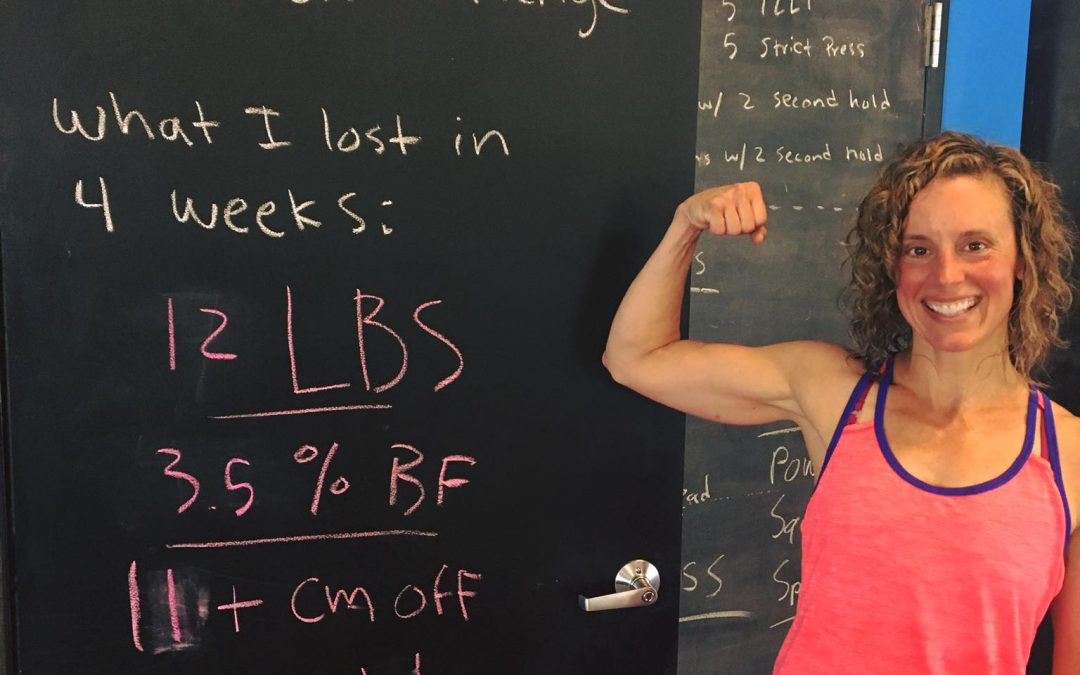 Nutrition Athlete Success – Tracy