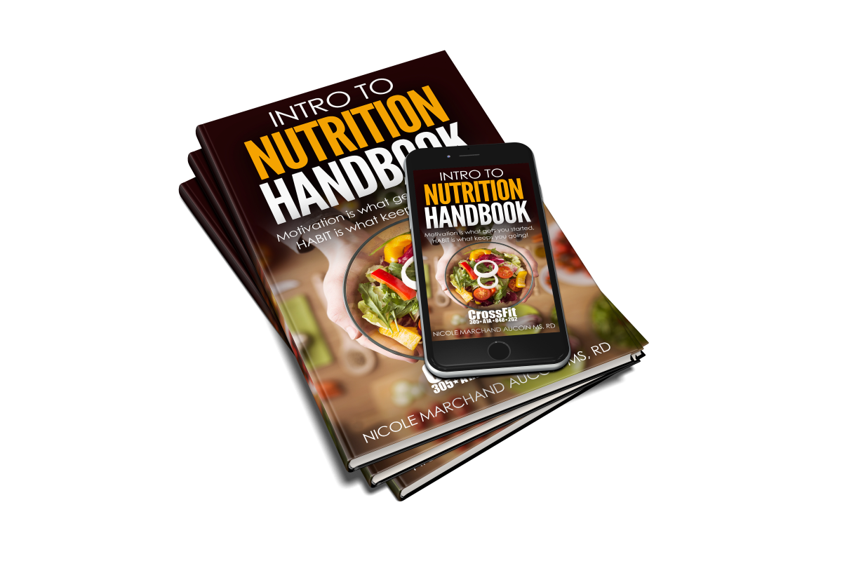 Get Your Free NutritionTipsHandbook