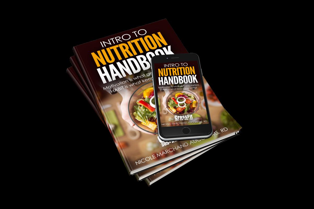 Get Your Free NutritionTipsHandbook