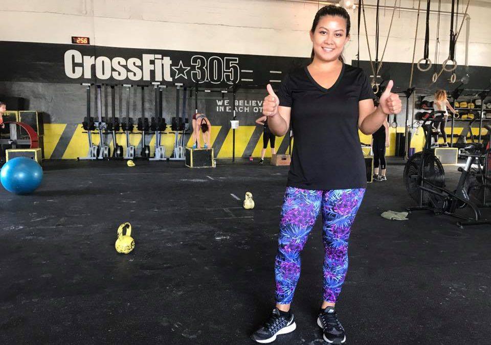 Athlete Success – Tuyet