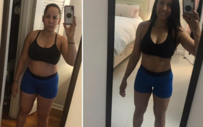 Litza Crushed Her Goals Using Nutrition and WODs